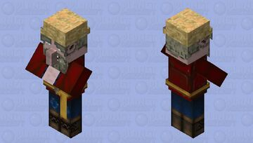 Jigglin' Billy Reupload Minecraft Mob Skin