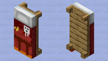 lit foreresse du nether Minecraft Mob Skin