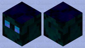 magma cube (blue lava) Minecraft Mob Skin