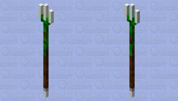 old trident Minecraft Mob Skin