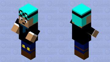 DanTDM Minecraft Mob Skin