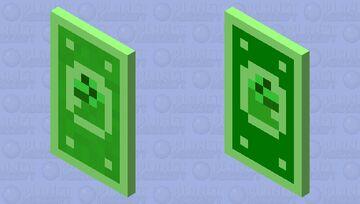 Frog Money Minecraft Mob Skin