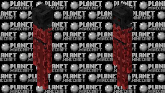 Dark Rose Executioner Entity   Nether Nightmare Contest Entry Minecraft Skin