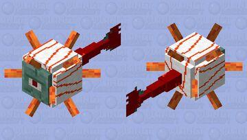 Eye of Guardian Minecraft Mob Skin