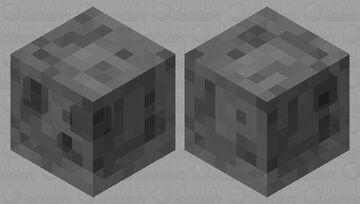Gray Slime Minecraft Mob Skin
