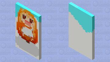 𝐻𝒾𝓂𝑜𝓊𝓉𝑜! 𝒰𝓂𝒶𝓇𝓊-𝒸𝒽𝒶𝓃 Minecraft Mob Skin