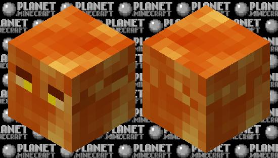 Lava Magma Cube Minecraft Skin