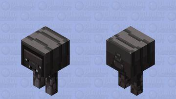 the crawler strider Minecraft Mob Skin
