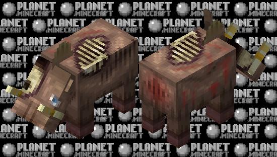 Bogorkstynesaryood, a very nasty boar. Minecraft Skin