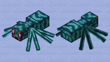 Doom Bug [Might and Magic Xeen Trilogy] Minecraft Mob Skin