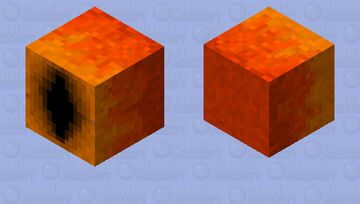 Eye of Sauron | Mob Skin Contests Nether Nightmare Minecraft Mob Skin