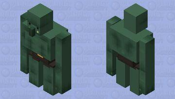 Troll Minecraft Mob Skin