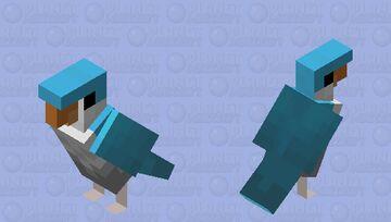 Piet Minecraft Mob Skin