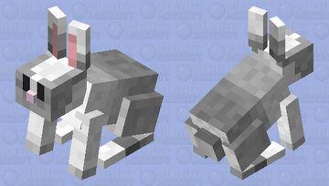 Vested Rabbit (Minecraft Earth) Minecraft Mob Skin