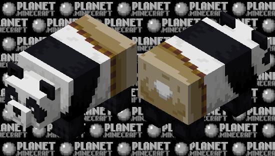 Kung Fu Panda Minecraft Skin
