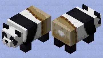 Kung Fu Panda Minecraft Mob Skin