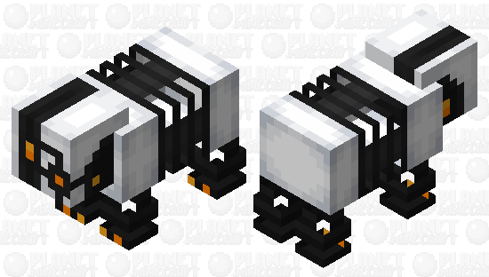 Portal Pig Minecraft Skin