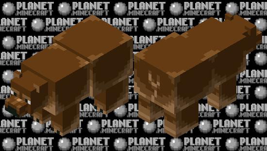 Bear Minecraft Skin