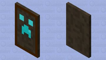 Soul Scorcher's Cape Minecraft Mob Skin