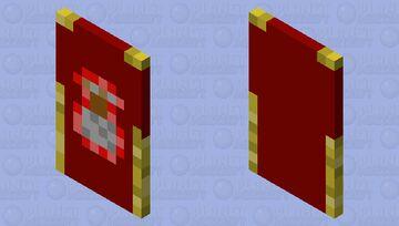 Representative Cape (Redstone) Minecraft Mob Skin