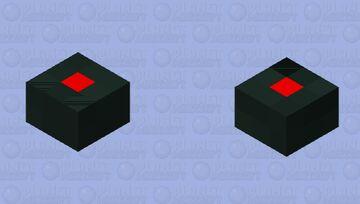 Land Mine (Small Pufferfish Skin) Minecraft Mob Skin