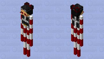 Light house maniac Minecraft Mob Skin