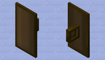 Bronze Sq Shield | OSRS Minecraft Mob Skin