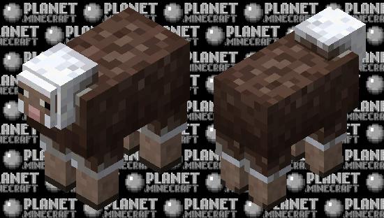 flecked sheep (minecraft earth) Minecraft Skin