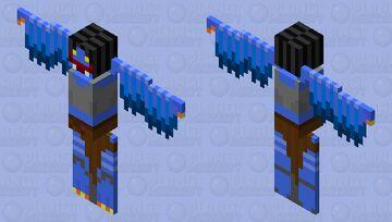 Harpy Minecraft Mob Skin
