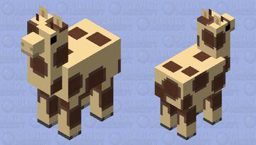 Recticulated Giraffe Minecraft Mob Skin