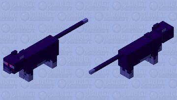 Eeebs (Tales of an 8-Bit Kitten recreation) Minecraft Mob Skin