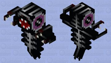 Nightmare Wither Minecraft Mob Skin
