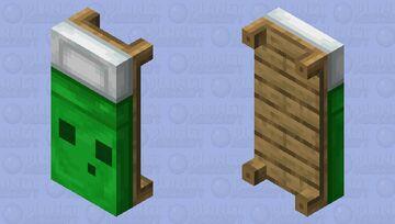 Slime bed Minecraft Mob Skin