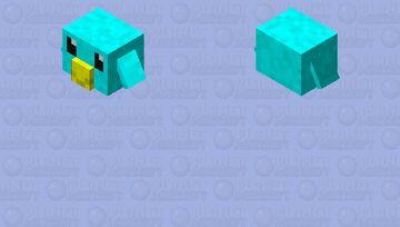 B I G    B I R B Minecraft Mob Skin