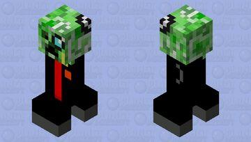 CREEPER AW MAAAN Minecraft Mob Skin