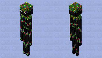 Ender Tree Minecraft Mob Skin