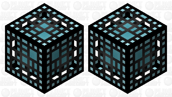 Is It An Optical Illusion, An Illustration Of Fractal Geometry, Or My Mind While Stuck In Quarantine? Minecraft Skin