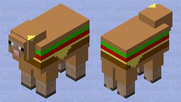 sandwich shep Minecraft Mob Skin