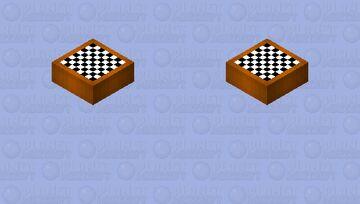 Chess Board Minecraft Mob Skin