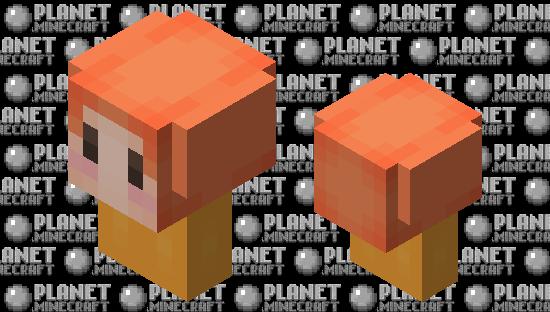 Waddle Dee Minecraft Skin