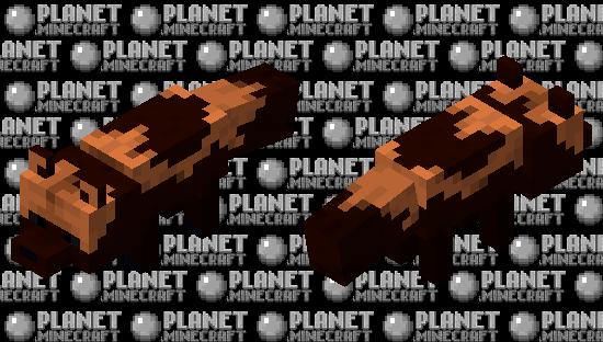 Wolverine (animal) Minecraft Skin
