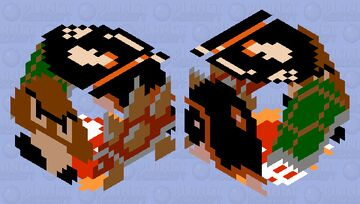 Enemies - Super Mario Bros. Minecraft Mob Skin