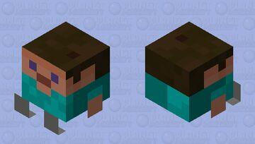 Baby Steve Minecraft Mob Skin