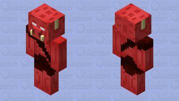 The Oni Minecraft Mob Skin