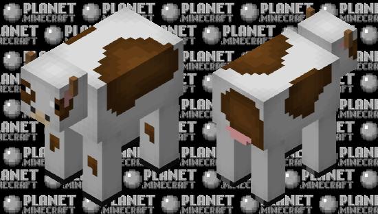 Cow Minecraft Skin