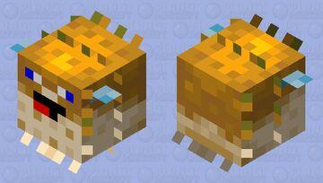 PufferNoob (Large) Minecraft Mob Skin