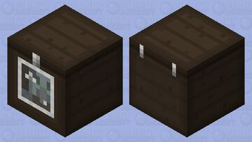 pillager travel container Minecraft Mob Skin