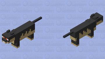 Alolan Rattata Cat Minecraft Mob Skin