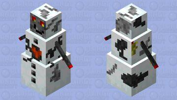 terminate Minecraft Mob Skin