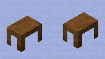 Table (event entry) Minecraft Mob Skin